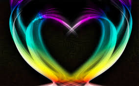 3d colorful heart wallpapers. Exellent Colorful 1920x1080 Black Love Heart Image Wallpaper  On 3d Colorful Wallpapers I