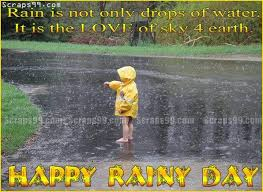 Good Morning Rainy Day Quotes Best of Good Morning Rainy Day Quotes RAINY DAY PICTURES FOR FB RAINY DAY