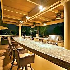 high end outdoor kitchen lighting voltage path 7 ideas and tips