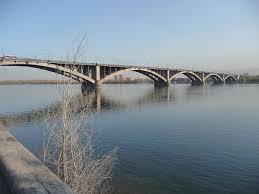 Коммунальный мост Красноярск Википедия
