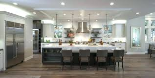 huge kitchen island huge kitchen island amazing fabulous can lights and extra large island for big