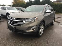 Equinox brown chevy equinox : New 2018 Chevrolet Equinox 4 Door Sport Utility in Courtice, ON U348