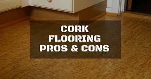 Cork Floor In Kitchen Pros And Cons Cork Flooring Pros Cons All About Flooring Designs