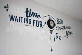 office wall design. Creative Office Wall Design M