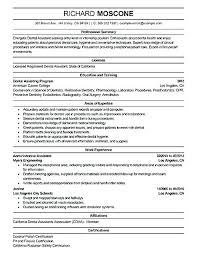 Dental Assistant Job Description Stunning Resume For Dental Assistant Mkma