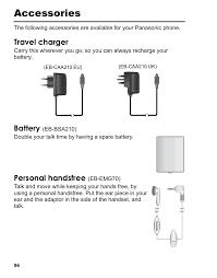 Panasonic A210 User Manual ...