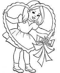 Small Picture Little Girl Coloring Pages The All Activity Gianfredanet