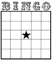 Excel Bingo Template Blank Bingo Card Template Lovely Excel Baby Shower 5 X 5