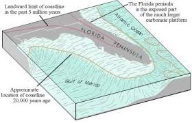 The quake was located about 100 miles south of key west. Geology Of Florida Wikipedia
