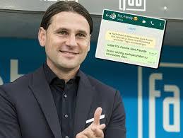 Seoane Informierte Luzern Per Whatsapp über Wechsel Zu Yb Watson