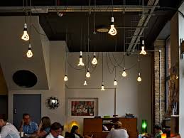 exposed lighting. plumen exposed lighting