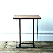 small glass top end tables full size of small square glass top coffee table kitchen sets