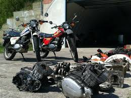 honda xl 500s germany used search for