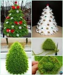 Free Crochet Christmas Tree Patterns