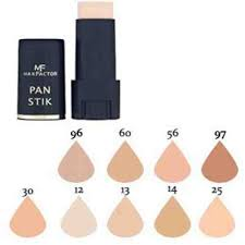 Details About Max Factor Pan Stick Foundation Choose Your