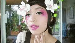 modern geisha cute geisha tutorial mice phan makeup tutorial geisha
