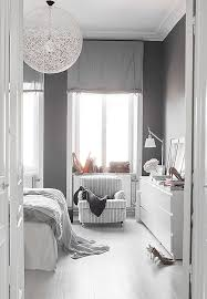white room with black furniture. Photo By Anne Nyblaeus White Room With Black Furniture