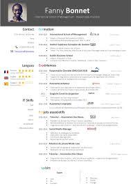 social media manager cv template modern cv upcvup nowaccount manager cv template