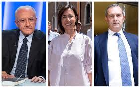 Elezioni Regionali Campania 2020, il sondaggio: De Luca, De ...