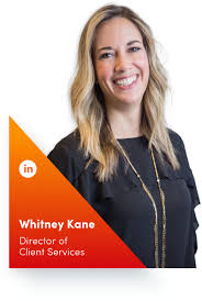 Whitney Kane - Director of Client Services | TopSpot Internet Marketing