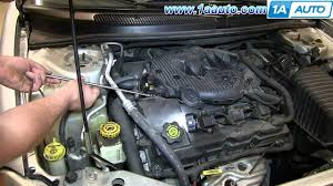 how to install replace manifold pressure map sensor 2001 06 chrysler how to install replace manifold pressure map sensor 2001 06 chrysler sebring 2 7l