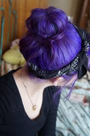 Purple Hair Style best 25 bright purple hair ideas bright hair 1206 by wearticles.com