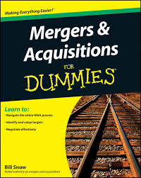 <b>Mergers &</b> Acquisitions For Dummies by <b>Bill Snow</b> - Home | Facebook