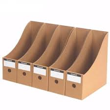 Cheap Cardboard Magazine Holders Custom Magazine File Holders Crumpled Paper Shop