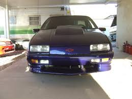 1991 Chevrolet Beretta – pictures, information and specs - Auto ...