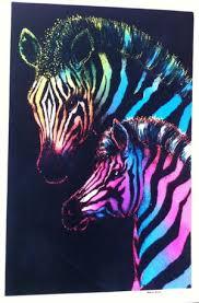 Zebrasblacklight