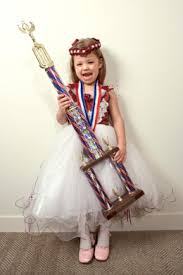 are beauty contests harmful to young children