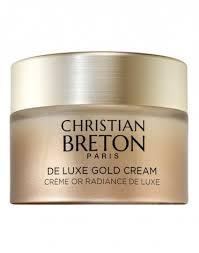 "<b>Крем для увядающей</b> кожи ""Золотая роскошь"", Christian Breton ..."