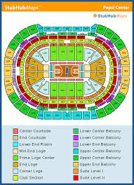 Pepsi Center Seating Chart Nuggets Nuggets Seating Chart Tattoo Hot