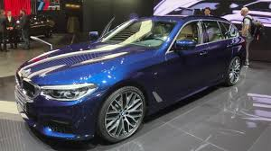 2018 bmw touring. modren 2018 2018 bmw 5 series touring walkaround at geneva motor show 2017 and bmw touring