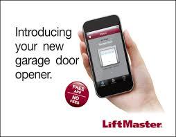liftmaster myq garage door opener