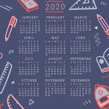 46+] June 2020 Calendar Wallpapers on ...