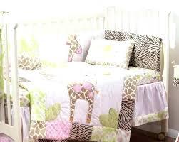 safari crib set safari crib set full size of buds 3 piece crib bedding set appealing