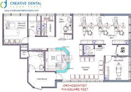 dentist office floor plan. impressive dental office design : fresh 2955 creative floor plans ideas dentist plan i