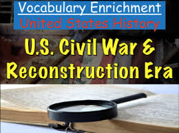 The Civil War Reconstruction Era Us History Review Powerpoint