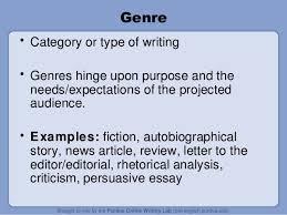 rhetorical situation purdue owl purpose your reason for writing 7