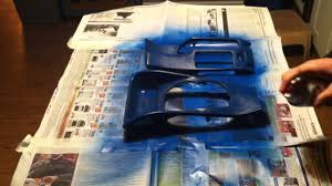 painting car interiorhow to paint your car interior  YouTube