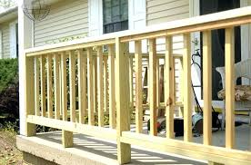 deck railing designs pictures ideas