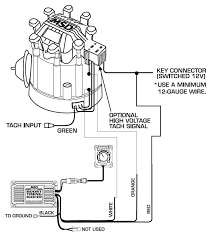 chevy hei distributor wiring diagram i have the 8365 distributor myself and am planning on hooking