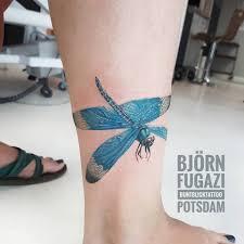 Dragonfly Buntblick Tattoo Potsdam Facebook
