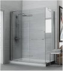 how to clean a shower door bathroom fine folding framless