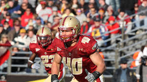 Arizona State Football Depth Chart 2011 Luke Kuechly Football Boston College Athletics