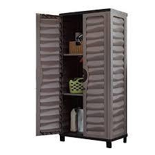 patio storage tall cabinet storage
