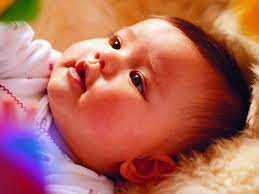 Cute Baby Pic Full Screen - 1024x768 ...