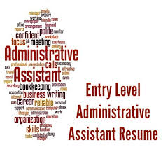 Entry Level Office Assistant Resumes Entry Level Administrative Assistant Resume