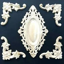 wood furniture appliques. Wooden Carving Corner Flower Furniture Applique Fashion Wood Shavings Door Set Carved Appliques Appliqu . Cheap Classical Hand -